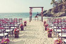 Casamentos na Praia - Idéias
