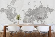 Wall inspiration&Divider