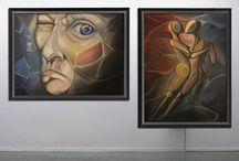 kornel Makarov / paintings