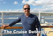 THE CRUISE DETECTIVE / An introduction to The Cruise Detective, WEBSITE and YOUTUBE channel
