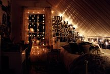 Room ideas / by Mikayla Parker