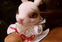 BJDs / Ball Jointed Dolls