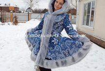 warm clothes \ vestiti caldi \ ropa de abrigo \ Теплая одежда