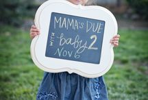 Pregnancy & Birth Announcement Ideas