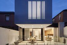 Modern houses