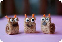 Bentobox / Maak lunch onweerstaanbaar voor je kids