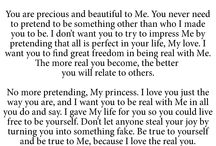 The Kings Letters to My Princess