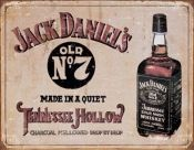 Jack Daniel's Whiskey / Mooie Retro afbeeldingen van het bekende Whiskey merk Jack Daniel's