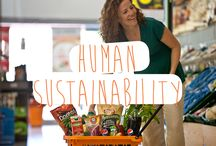 PepsiCo Human Sustainability / Human sustainability is PepsiCo's goal to provide consumers a diverse portfolio of delicious foods and beverages, from treats to healthy eats. Read the 2013 Sustainability Report: pepsi.co/zwqdy / by PepsiCo