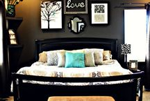 Master Bedroom / by Heather Plant