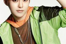 EXO X Kolon Sport @ Marie Claire Magazine April 2014