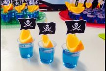 Pirate fun / Pirate's foods and crafts