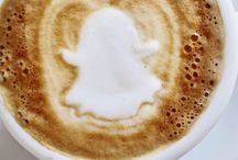 Brands using Snapchat / Selection of articles, videos and photos on how brands use snapchat as one of their marktingchannels.