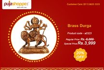 Lord Durga antiques / Antique engravings of Lord Durga