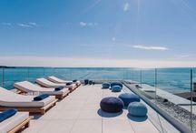Roof Terrace / 옥상 활용