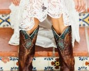Rural, Country Wedding Ideas / Details, compositions, looks and general ideas for this kind of wedding!