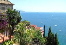 Along the Amalfi Coast / Summer 2014 visiting central Italy and exploring the famous Amalfi Coast.