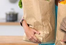 Paper Bags & Kraft Bags