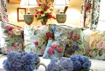 Land of Precious (Girly) / Rooms we love, but may not go over big with our guys.  Thanks for title Christopher Lowell.  Learned a lot from you. / by Barb Palmieri