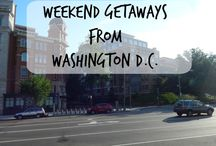 Weekend Getaways from Washington D.C. / Family Friendly overnight trips from the Capital Region