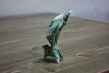 Money Origami / Money Origami
