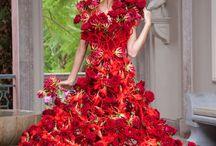 abiti floreali