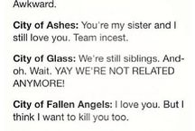The Mortal Instruments / Quotes, pictures and many other things!