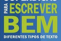ESCREVER BEM