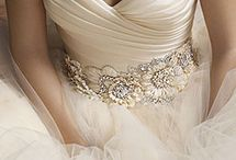 Wedding dresses / by Jenna Boyd