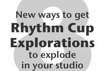Teach music - cups