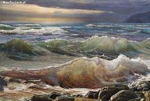 morze w malarstwie