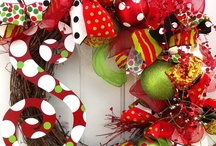 Christmas Decor / by Lacey McKinney