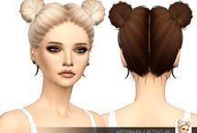 capelli the sims