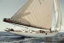 Yacht love / by Hannah Waterman
