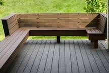 Bench seating ideas