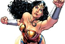 Wonder Woman (and those other SuperHeroes) / by Michelle Owens