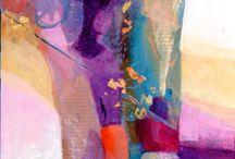 Abstract Art Love / Abstract Modern Art