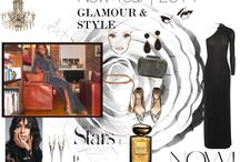 Moodboards / See my fashion moodboards on the links below each set, enjoy! / by Samata *