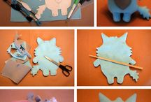 Ugly doll diy