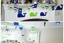perfectly preppy baby shower
