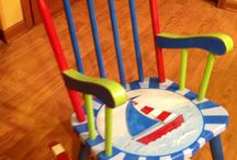 painted chair ideas