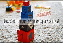 DIY czyli zrób to sam Zaradni Rodzice / Projekty zrób to sam dla rodziców i dzieci