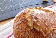 KAJA kenyér, pékáru