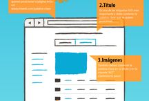 Marketing y Social Media / Infografias sobre redes sociales, blogging, SEO, marketing, comunity manager...
