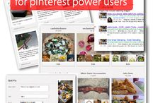 Pinterest / Tips, Tricks and all things Pinterest