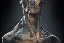Aliens & Creatures