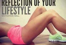 Fitspo & fitness