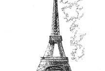 mini drawings