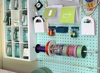 sewing/craft/hobby room
