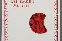 Livres d'artistes / Galerie des livres d'artistes du fonds de la MDIV, antenne de Bécherel. Photographies de Jean-Philippe Millot